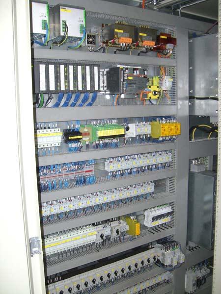 Schemi Cablaggio Quadri Elettrici : Quadri elettrici di comando controllo imola reggio emilia